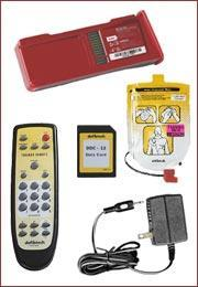 Trainingsbatterij-set (DPB-RC2, DTR-202, DTR-300
